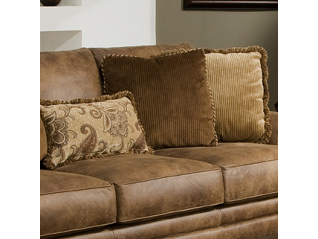 Franklin Living Room Sheridan Sofa U81740 - Howell Furniture ...