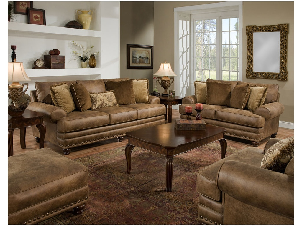 Franklin Living Room Sheridan Sofa U81740 Howell Furniture Beaumont And Nederland Tx And