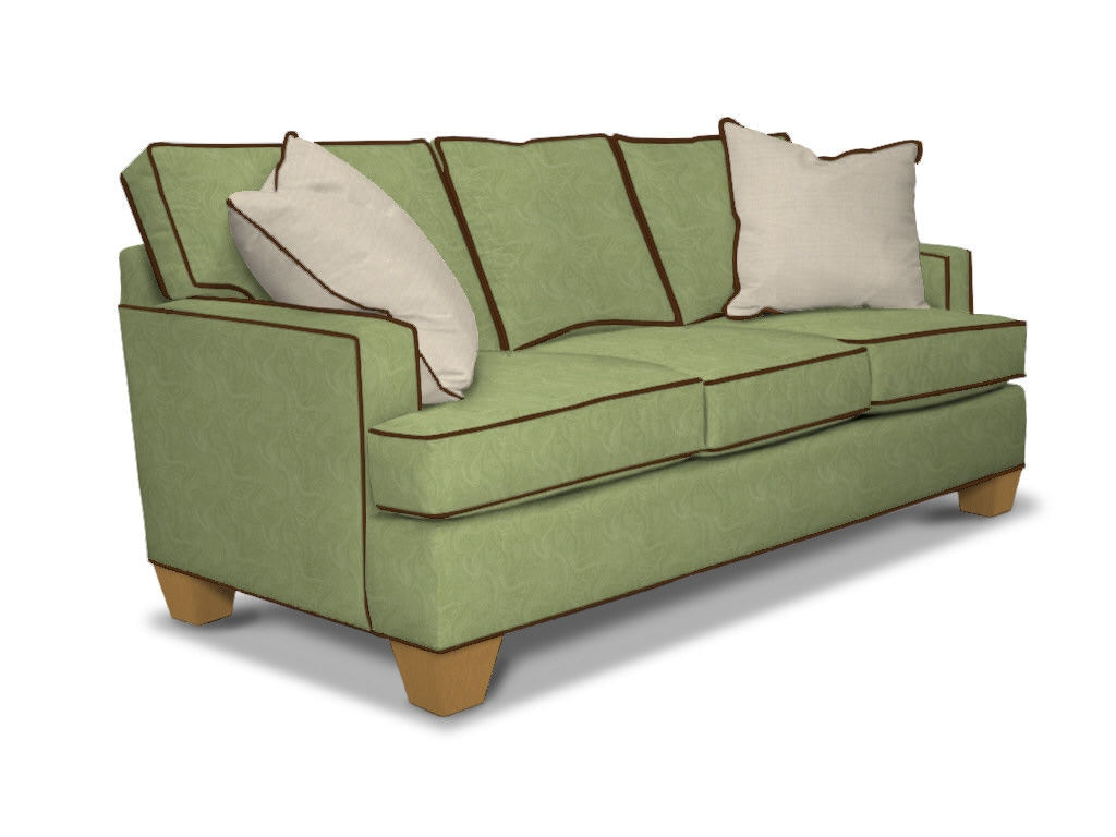Charmant Drexel Holloway Three Cushion Sofa D70 S