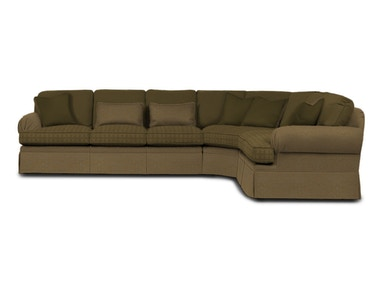 Drexel Heritage Carrera Sectional D73 SECT2