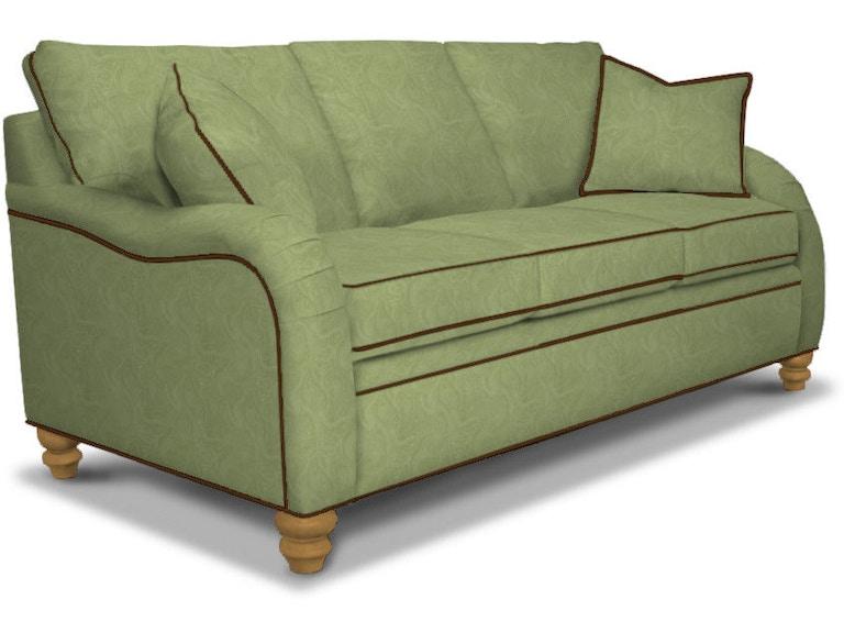 Drexel Marcello Three Cushion Sofa D92 S