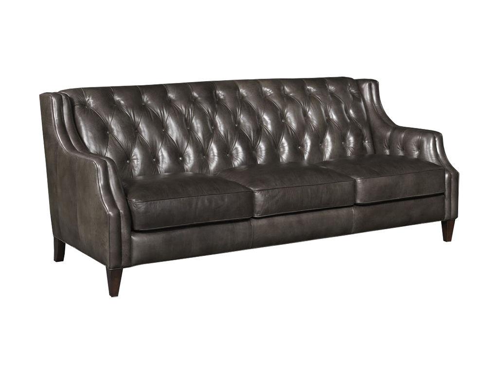 Drexel Heritage Living Room Henson Three Cushion Sofa