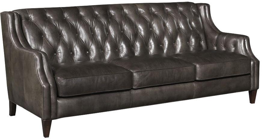 Drexel Living Room Henson Three Cushion Sofa Lp8119 S