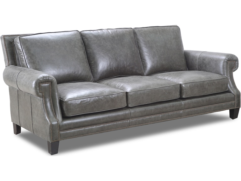 Drexel Select Leather Sofa Sl1702 S