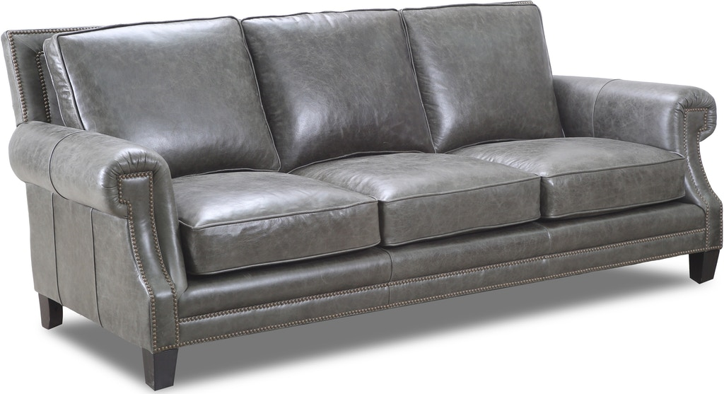 Drexel Living Room Select Leather Sofa SL1702-S - Staiano\'s ...