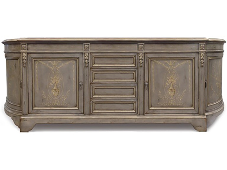 Habersham Plantation Corporation Dining Room Venecian Sideboard 23