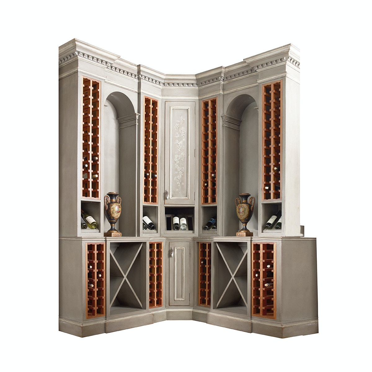 Habersham Plantation Corporation Sonoma Wine Corner Cabinet 23 2700