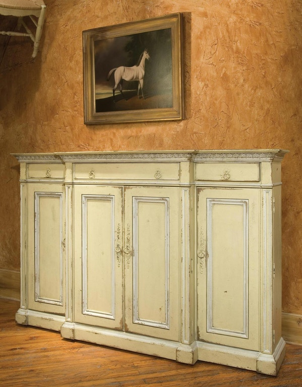 Habersham Plantation Corporation Dining Room Media Center Sideboard