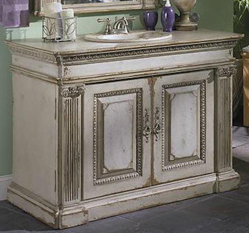 Habersham Plantation Corporation Bathroom Classical Vanity 48 Inches Kb Cv48 Issis Sons