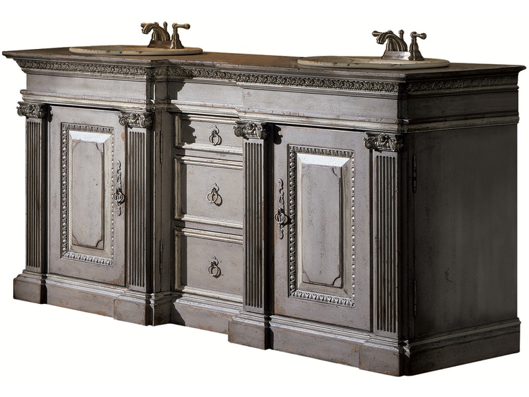 Habersham Plantation Corporation Clical Vanity 72 Inches Kb Cv72