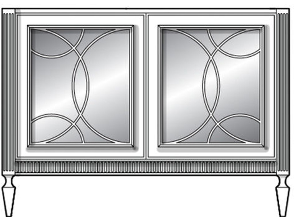 Habersham Plantation Corporation Bathroom Infinity 2 Door Vanity 48 Inches Kb03 1744 48