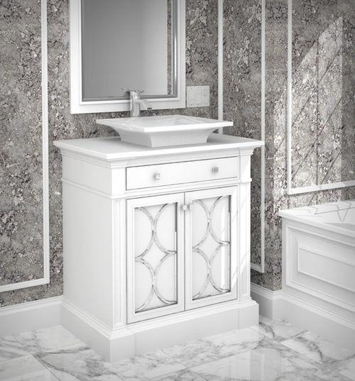 Habersham Plantation Corporation Bathroom Bahama Vanity Group Kb03