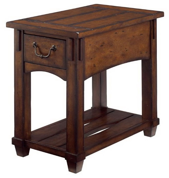 Hammary Living Room Chairside Table 049 916 Flemington