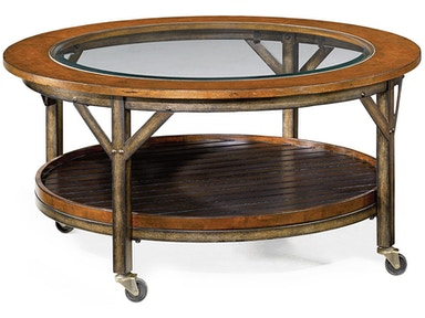 Hammary Round Cocktail Table 050-913