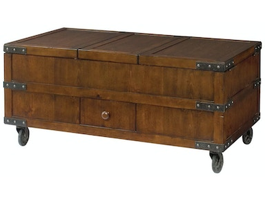 Hammary Trunk Cocktail Table 090-520