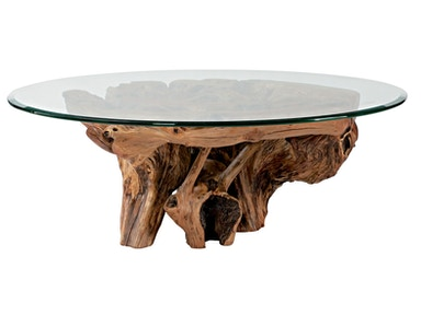 Hammary Root Ball Cocktail Table 090-555R