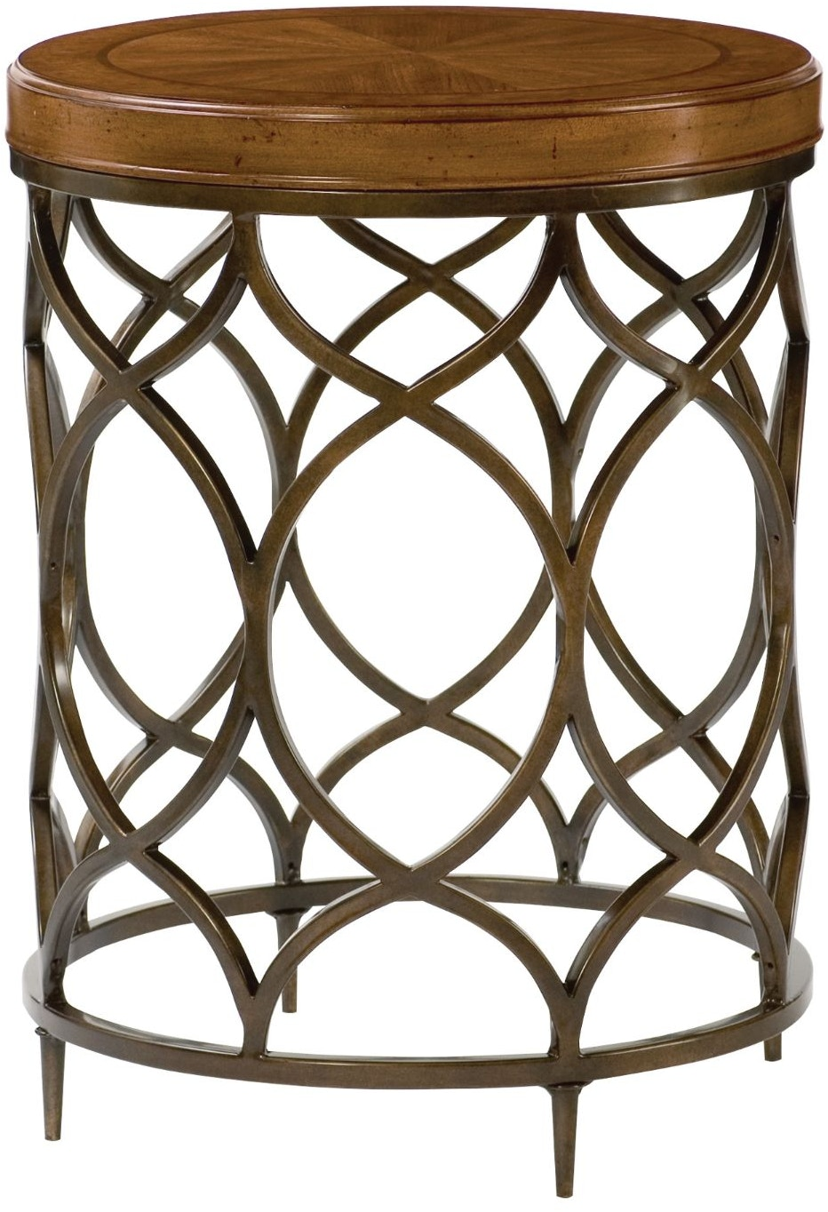 Hammary Trunk End Table 090 743 James Antony Home