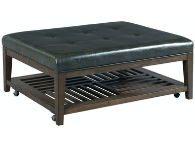 Hammary Rectangular Cocktail Ottoman 090-792