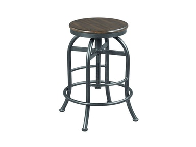 Hammary Adjustable Height Pub Stool 090-878