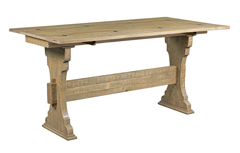 Hammary Trestle Flip Top Table 090 881