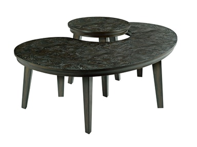 Hammary Kidney Nesting Tables 090-904