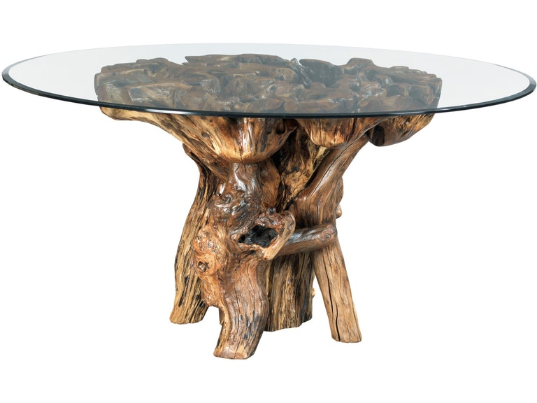 Hammary Dining Room Root Ball Table 090 985R At Cherry House Furniture