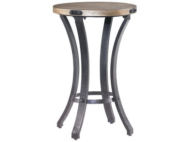 Hammary Round Accent Table-Kd 090-370