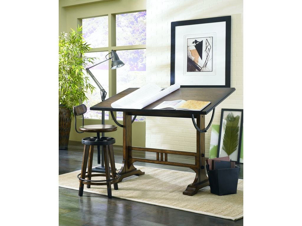 Albany Imports Home Office Architect Desk 166 940