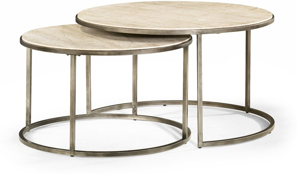 Hammary Living Room Round Cocktail Table 190 911 Matter