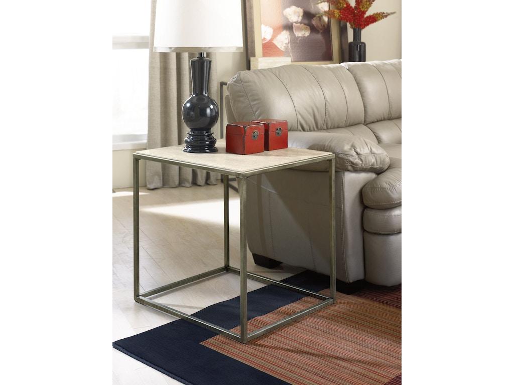 Hammary Living Room Rectangular End Table 190 915