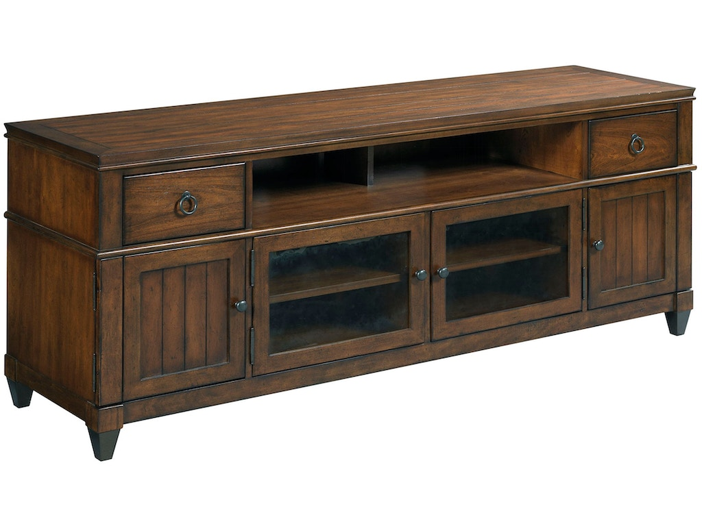 Hammary home entertainment entertainment console 197 585 for Home theater furniture louisville ky