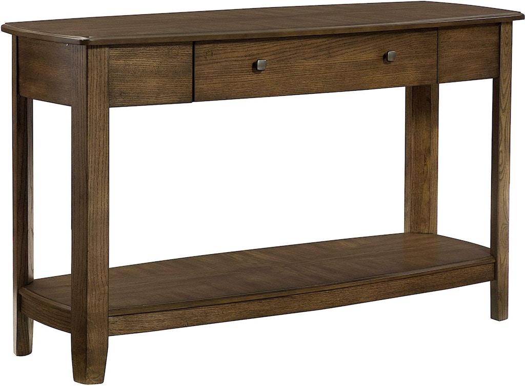 Hammary Sofa Table Hm446925 From Walter E Smithe Furniture Design