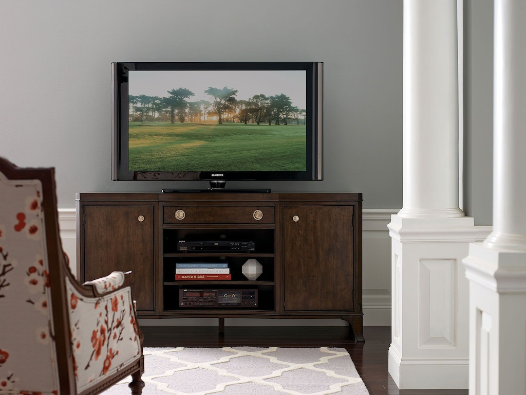 Hammary Home Entertainment Entertainment Console 512 585