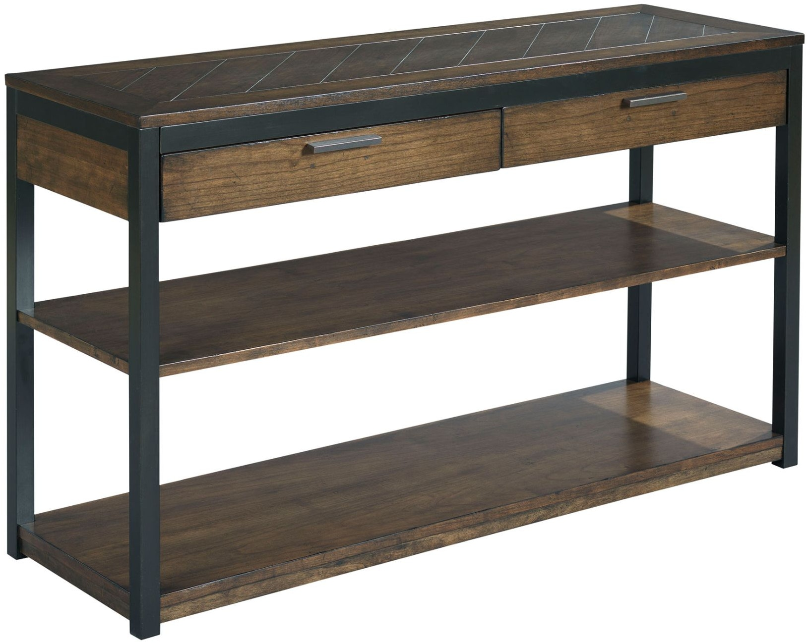 Hammary living room sofa table 529 925 flemington department hammary sofa table 529 925 geotapseo Image collections