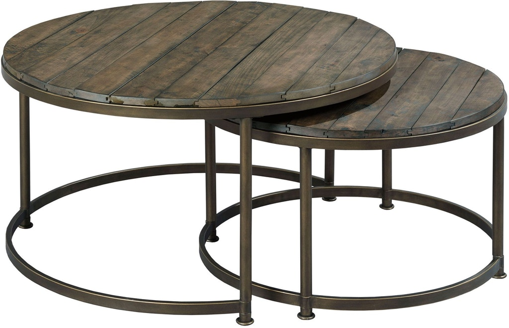 Hammary Living Room Round Cocktail Table 563 911
