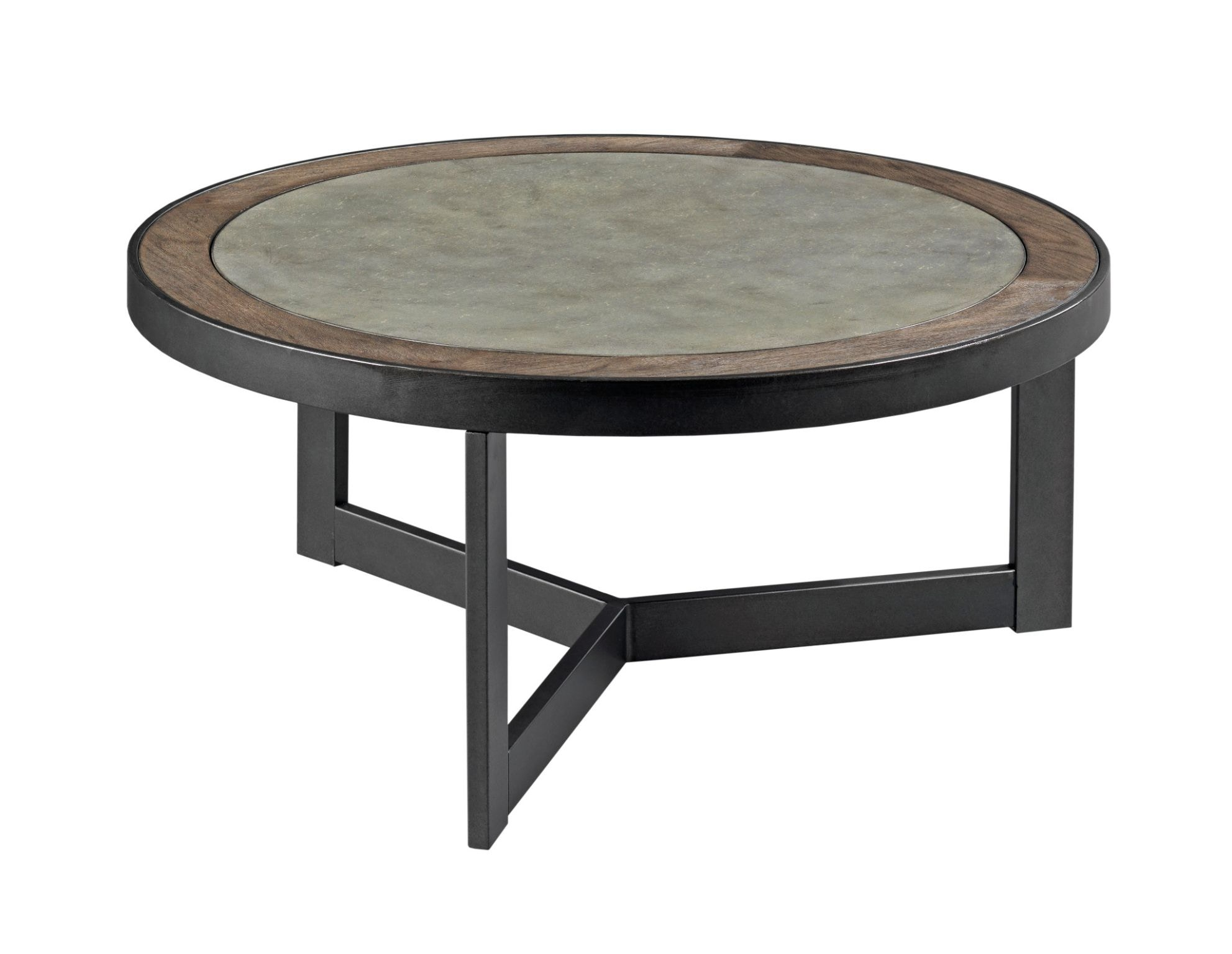 Hammary Round Cocktail Table 650 911