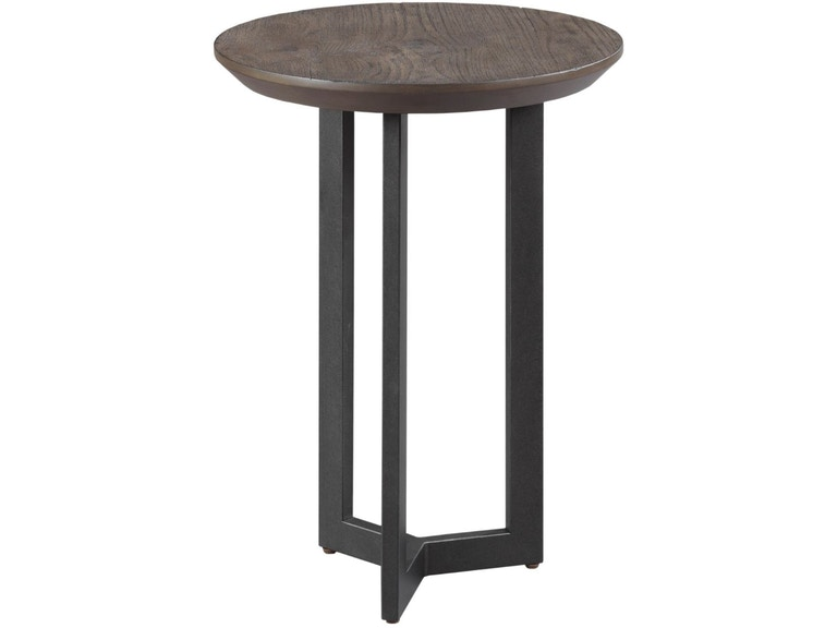 Hammary Round Chairside Table 650 918