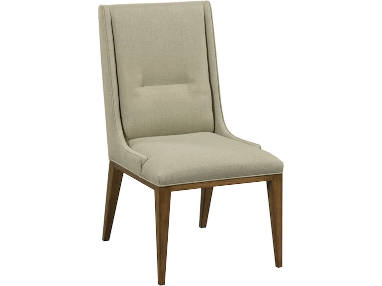 Hammary Dining Room Contour Side Chair 700 636 Greenbaum Home
