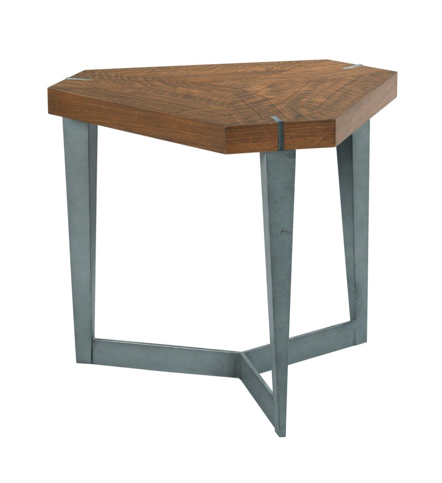 Hammary Triangulate Lamp Table 700 919