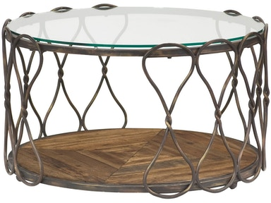 Hammary Round Cocktail Table 090-713