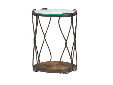 Hammary Round End Table 090-714