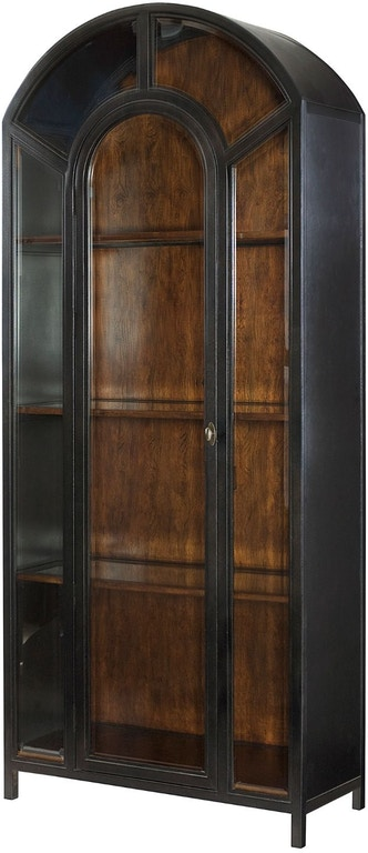 Hammary Living Room Apothecary Cabinet 090-762 - Sit 'n