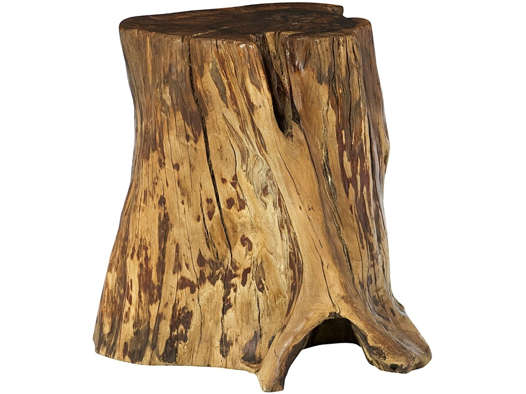 Hammary living room tree trunk accent table 090 773 for Accent tree for corner of house