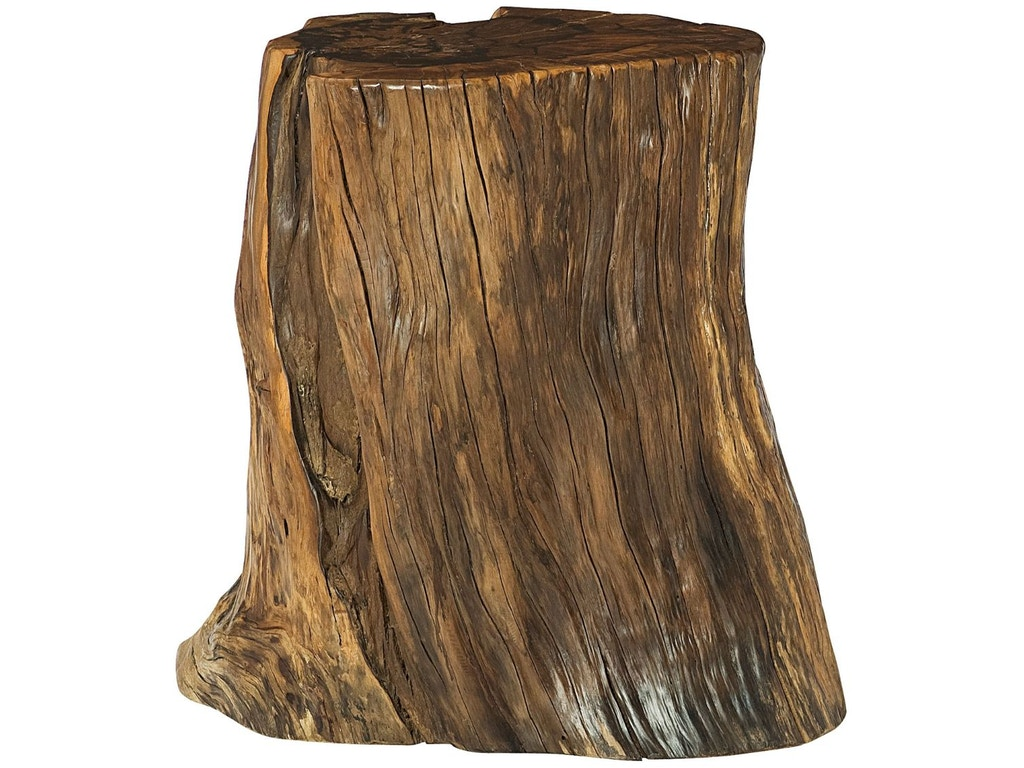 Hammary Living Room Tree Trunk Accent Table 090 773