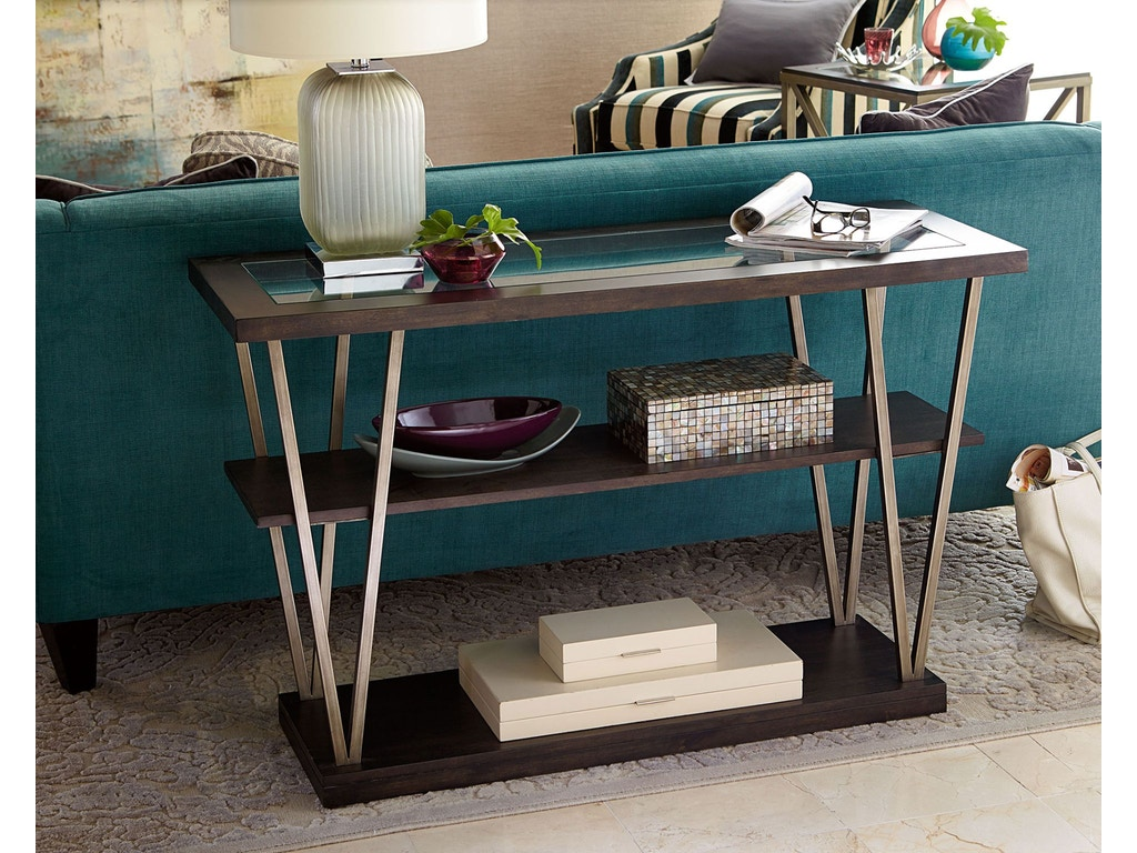 Hammary living room sofa table 543 925 jensen home furnishings hammary sofa table 543 925 geotapseo Image collections