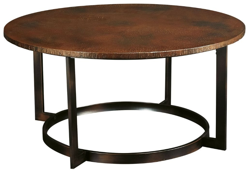 round living room table hammary living room cocktail table t20630 t2063205 12416