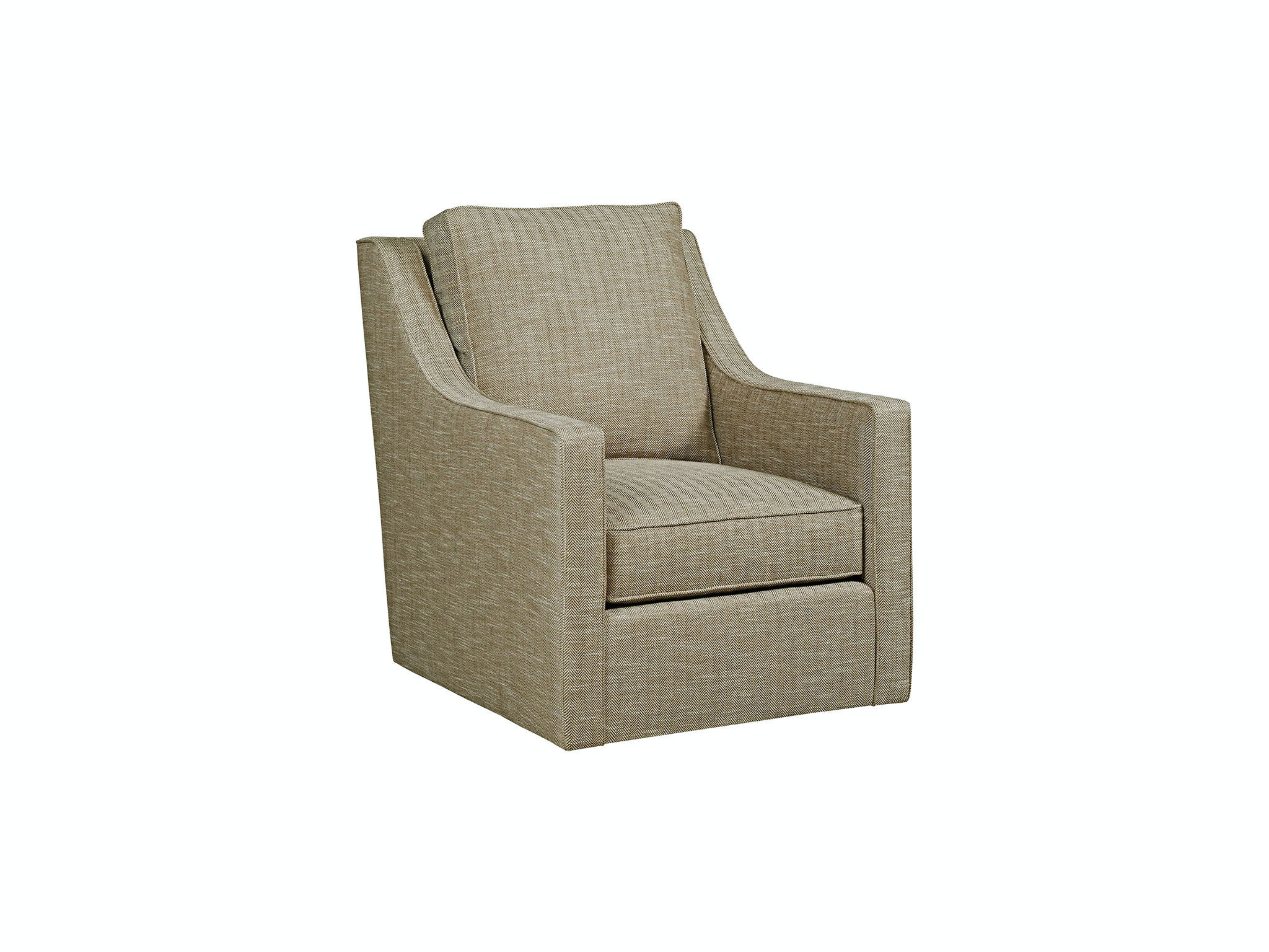 Kincaid Furniture Bradley Swivel Glider Chair 010 02