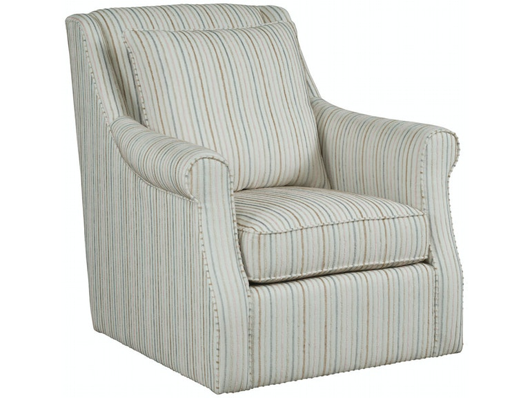 Kincaid Furniture Tate Swivel Glider Chair At Good S The Living Room