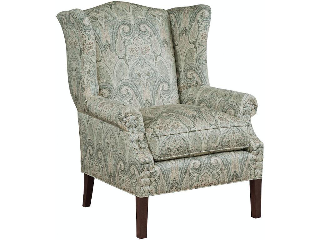 Kincaid Furniture Living Room Hanson Chair 015 00 Bowen