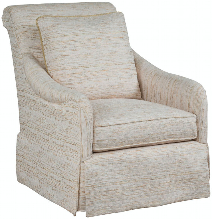 Kincaid Furniture Living Room Jocelyn Swivel Glider Chair 016 02 At Emw Carpets